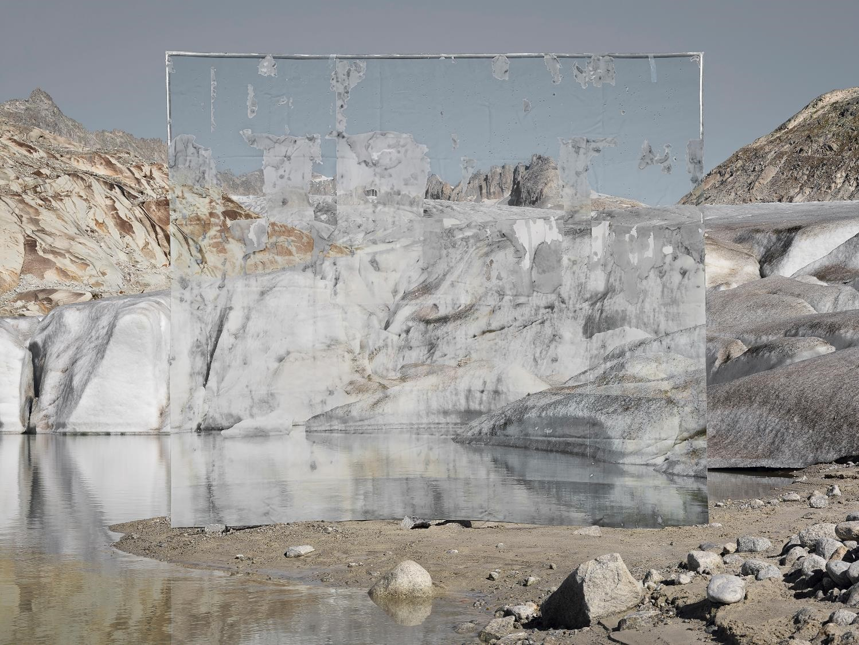 Glaciér 2, 2016. © Noémie Goudal